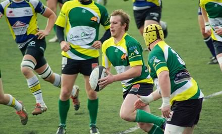 Game of Rugby